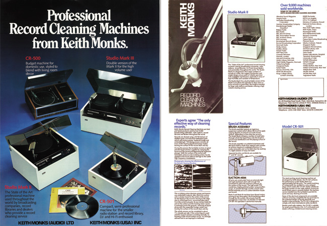 Professional Recorf Cleaning Machines from Keith Monks