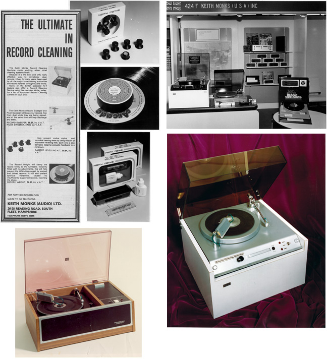 The Ultimate in record cleaning - Silver Jubilee Record Cleaning Machine